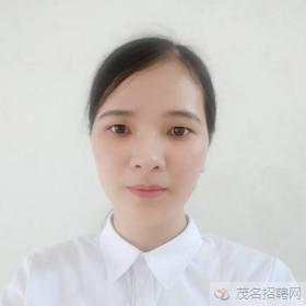 杨贞贞-个人简历头像-求职相片-茂名招聘网www.Yuejob.com