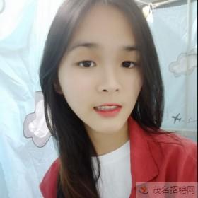 吴小姐-个人简历头像-求职相片-茂名招聘网www.Yuejob.com